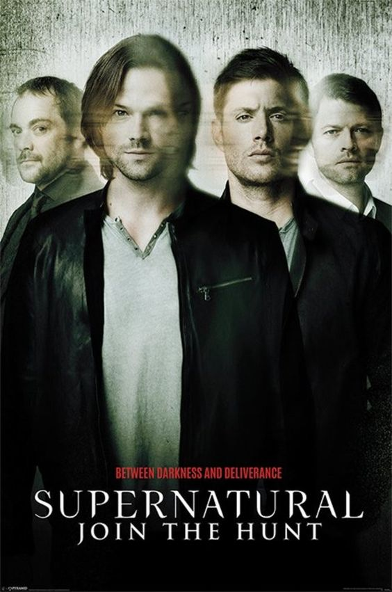 Supernatural - Join the Hunt - Official Poster
