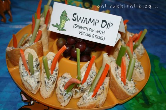 Scooby Doo Party Food Ideas Oh Rubbish Blog