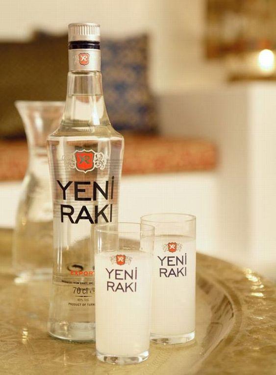 Brandy Yeni Raki 45% Turkish 700 ml for 28.99 lv. with ... |Raki Turkish Drink