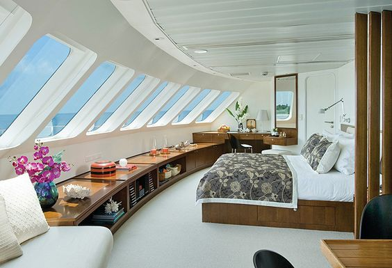 Awesome cruise room!