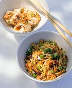 arroz frito japonés