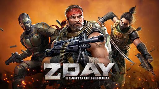 Z Day Hearts Of Heroes 2 25 0 Apk Mod Hack Download In 2020 With