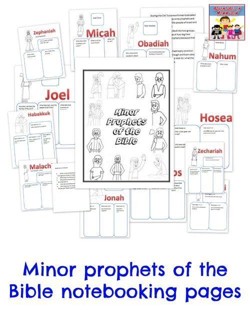 minor prophets lesson mystery of history and history. Black Bedroom Furniture Sets. Home Design Ideas