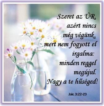 Szeret az Úr...