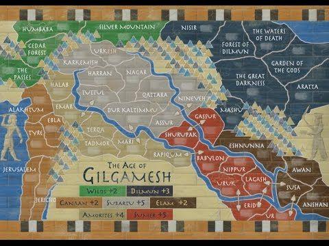 the epic of gilgamesh full story pdf
