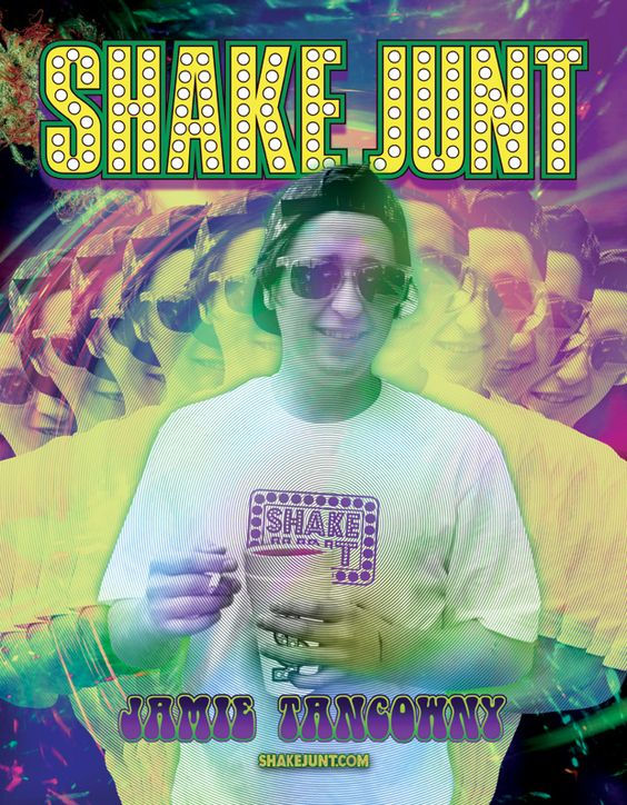 Jamie tancony, shake junt