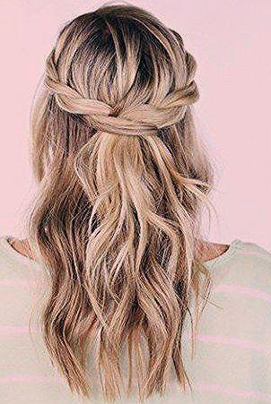 Festliche Frisuren Firmung Frisuren Firmung Frisuren Firmung Light Hair Hair Beauty