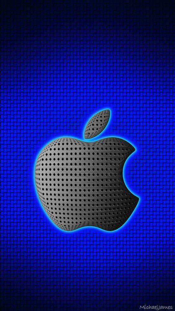 Desktopbackgrounds Org Apple Wallpaper Blue Wallpaper Iphone Apple Iphone Wallpaper Hd