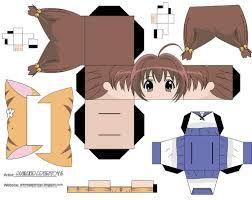 Resultado de imagen para chibis animes papiroflexia