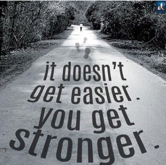 Everyone starts as a beginner and we all get stronger from there!