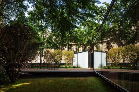 CJ House by Andrade Morettin Arquitetos Associados 09
