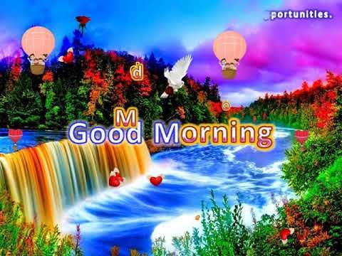 Good Morning Video Good Morning Song Good Morning Status Good Mor Good Morning Song Good Morning Gif Good Morning Nature