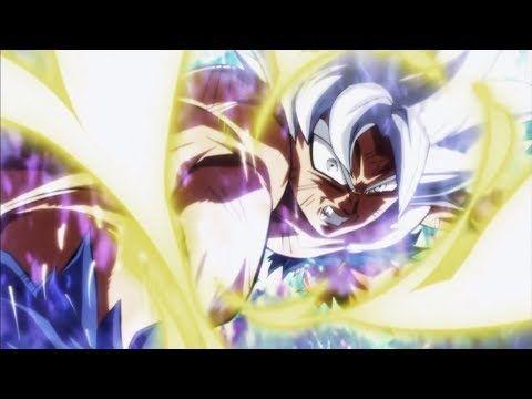 Goku Vs Jiren Final Battle Amv Can T Be Touched Youtube