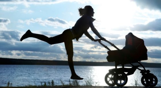 The 6 truths about running after having a baby.