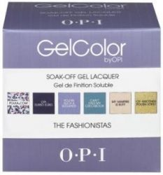 Call for Price Code: GC-942  New Iconic OPI GelColor Shades from the Classic Colors!