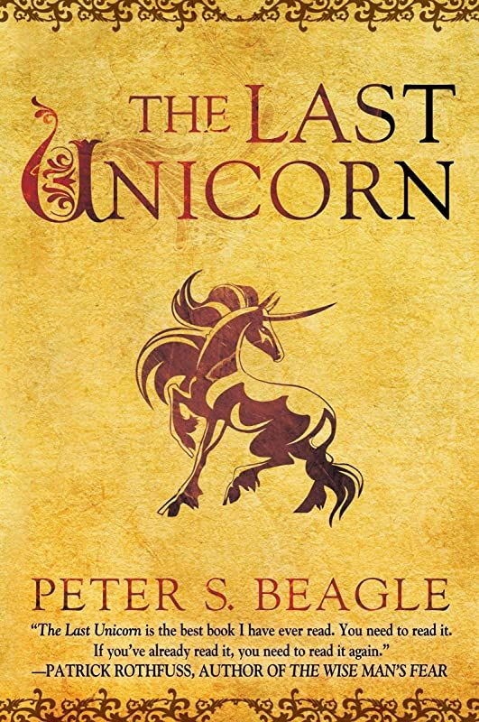 Ebook The Last Unicorn Author Peter S Beagle Amreading