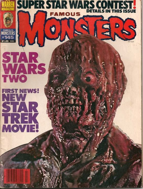 Famous Monsters #145