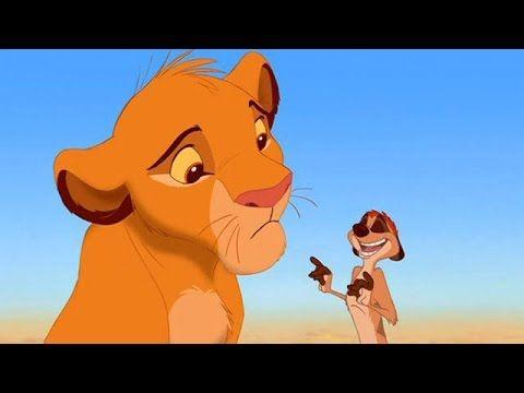 El Rey Leon Pelicula Completa Audio Latino The Lion King 1994 Lion King Movie Lion King Video