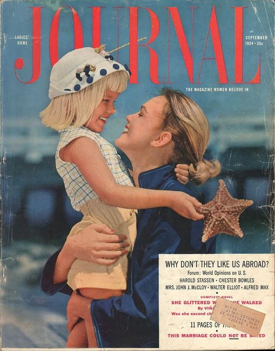 Ladies Home Journal September 1954