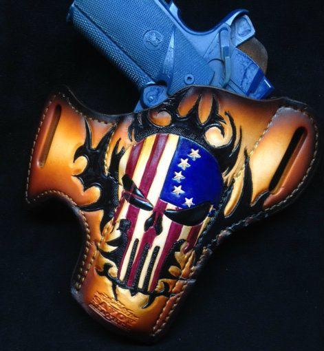 Tribal Patriot Skull | Patriots, Leather and Skulls