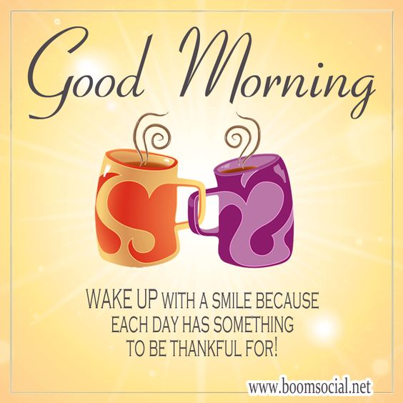 Quote Everyone Should Smile: Good Morning Everyone. Have A Beautiful Day. Smile
