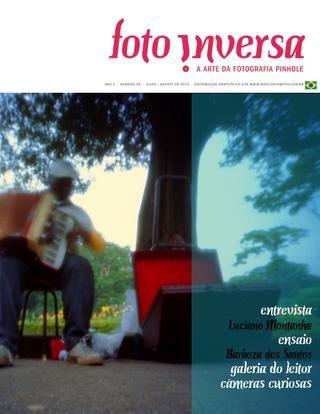 #04 - Foto Inversa - A arte da fotografia Pinhole