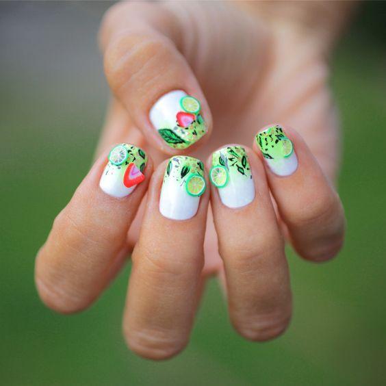 fimo nail art - Поиск в Google: