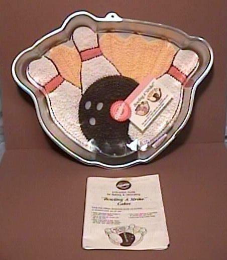 wilton cake pans instructions