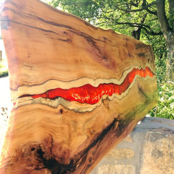 Epoxy Driftwood Table: Pin By ~d On ~Furniture