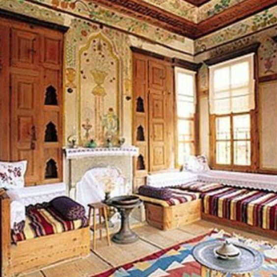 Interior.Safranbolu, Turkey
