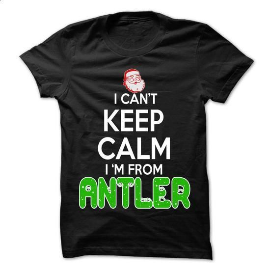 Keep Calm Antler... Christmas Time - 99 Cool City Shirt - #tee style #black hoodie. MORE INFO => https://www.sunfrog.com/LifeStyle/Keep-Calm-Antler-Christmas-Time--99-Cool-City-Shirt-.html?68278
