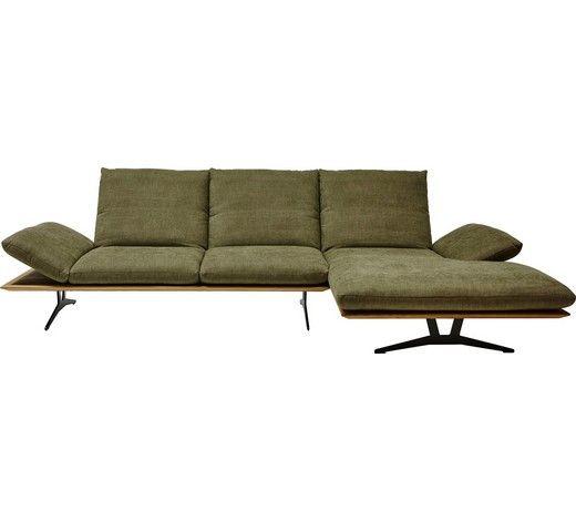 Wohnlandschaft Grun Flachgewebe Furniture Design Living Room