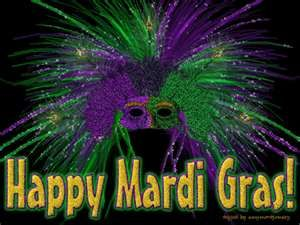 HAPPY FAT TUESDAY!!!