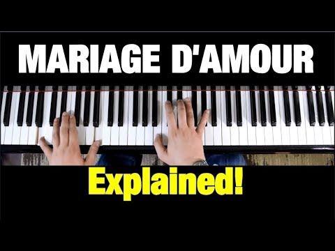 Richard clayderman matrimonio partitura piano amor de MATRIMONIO DE