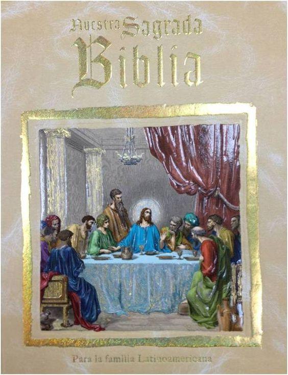 Nuestra Sagrada Biblia Nacar
