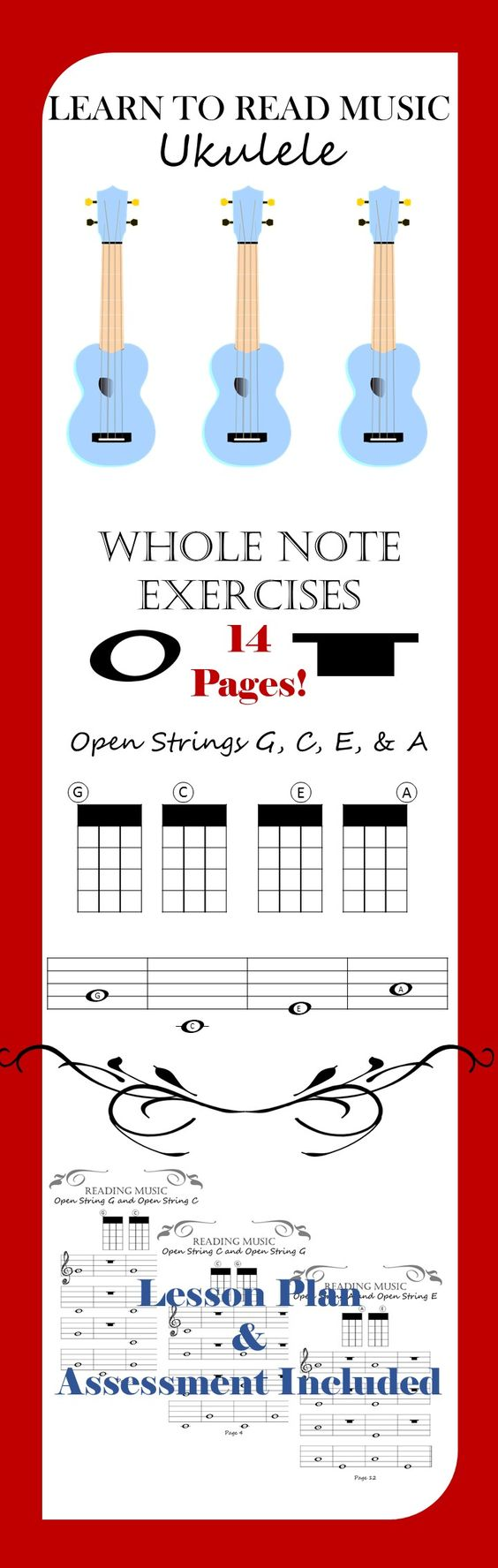 Uke chord chart for kids other pinterest chart guitars and uke chord chart for kids other pinterest chart guitars and ukulele songs hexwebz Images