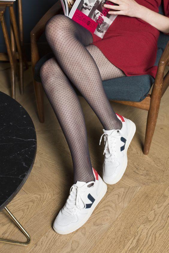 Épinglé sur sneakers outfits