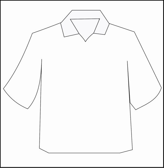 Polo Shirts coloring page | Free Printable Coloring Pages | 541x530