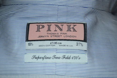It's the business attire collection! Pre-loved high-quality dress shirts for a fraction of the price!