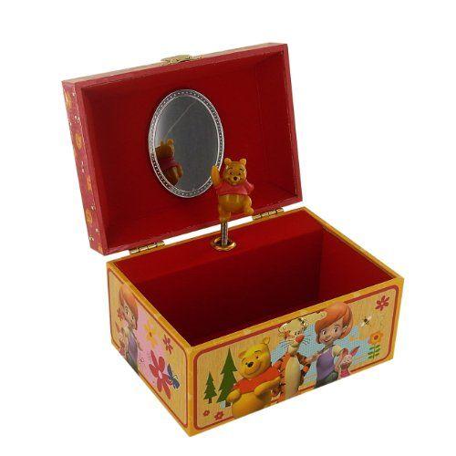 Disney Winnie the Pooh – Caja de Música Winnie -