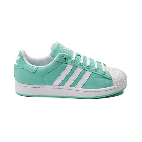 Adidas Superstar Croco Mint