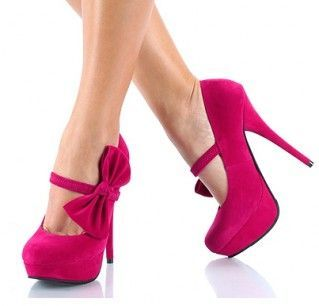 Shoes/ Pink, pink, pink