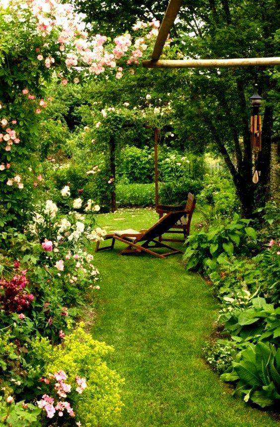 Sleeping Me Fashion Fashion Lifestyle Bench Interiors Fashiondaily Beautysalon Art Artwo Small Cottage Garden Ideas Cottage Garden Garden Inspiration