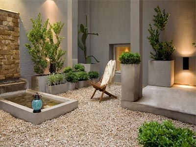 Patios internos buscar con google patio interior for Modelos de jardines interiores