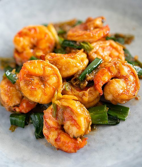 Garlic Butter Prawns Marion S Kitchen Recipe In 2020 Garlic Butter Prawns Butter Prawn Asian Recipes