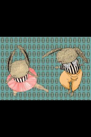 Conejos Bailadores