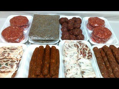 تجهيزات رمضان 2020 6 وصفات من اللحمة المفرومة من Amal Kitchen Diet Food Meat Sausage