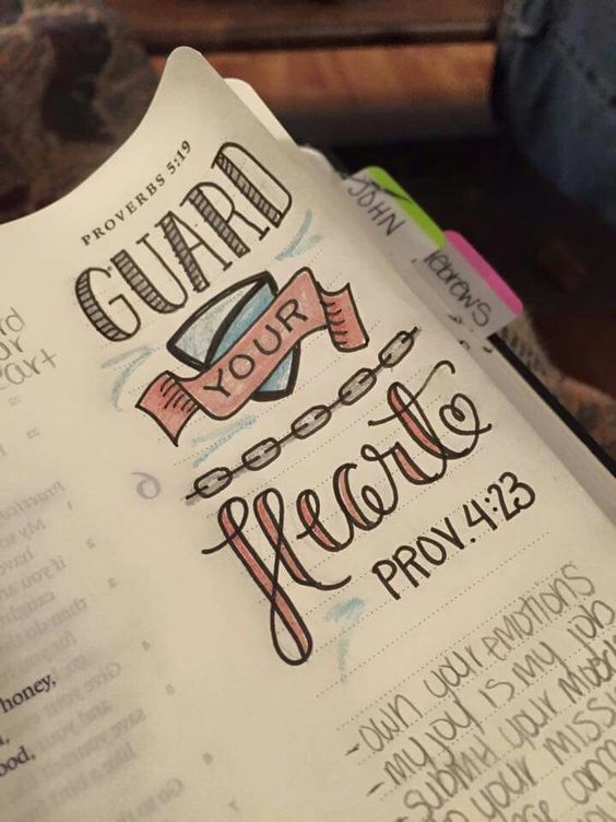 found on Bible Journaling Board of Heather Jorgenson