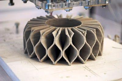 Impresoras 3D: RepRap para piezas de cerámica - Impresión 3D: