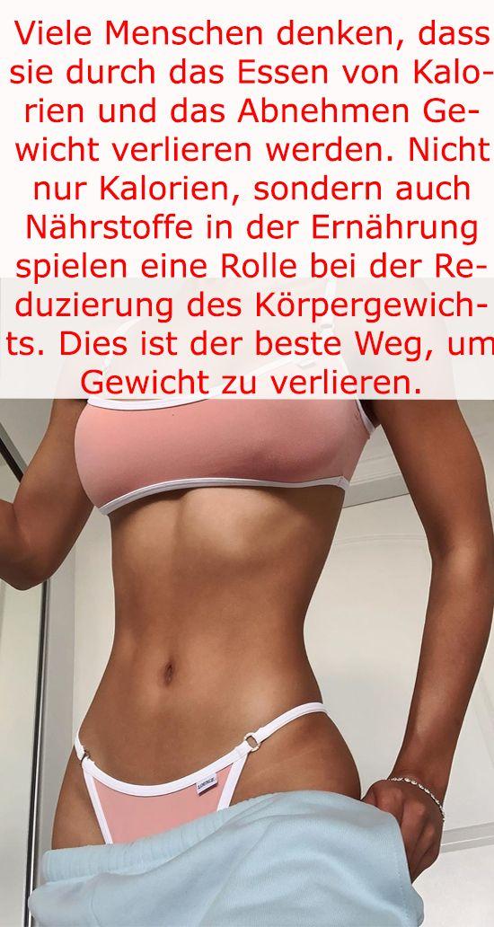 Reduzieren Sie den Magen, um Gewicht zu verlieren